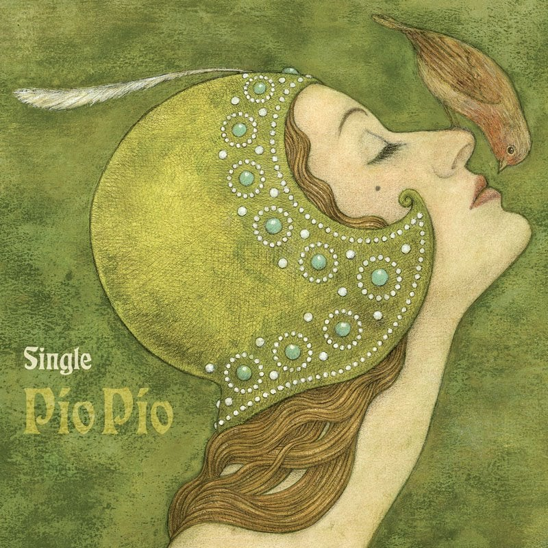 Image of SINGLE - Pío Pío (Digipak CD)