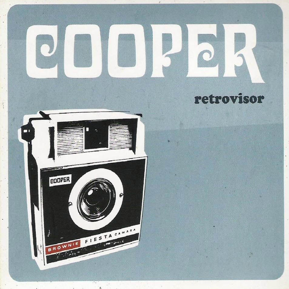 Image of COOPER - Retrovisor (Digipak CD)