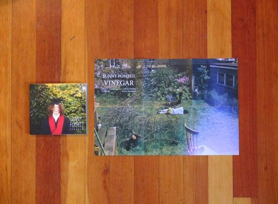 Image of Sunny Pompeii Vinegar CD