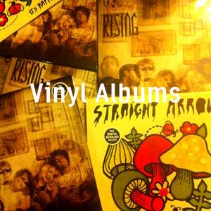 Image of Vinyl albums