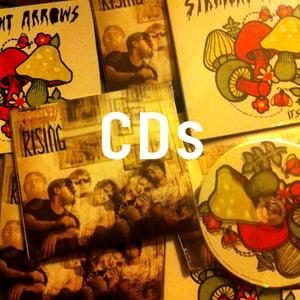 Image of CDs