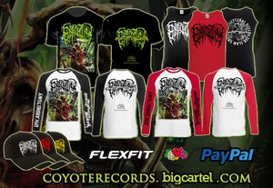 Image of EPICARDIECTOMY Putreseminal Morphodysplastic Virulency MERCH-T-Shirt/Longsleeve/Zip-Hoodie