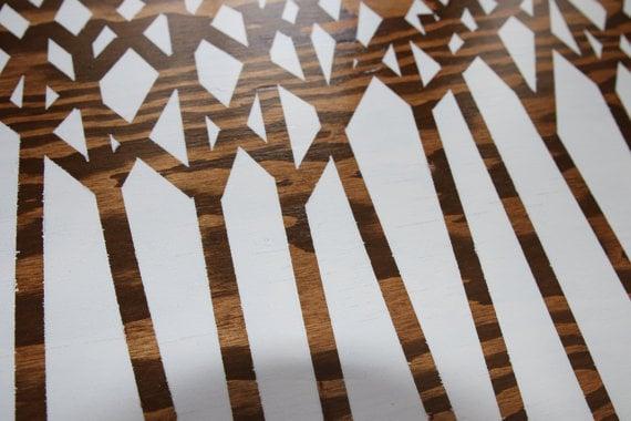Image of Natural Wood Art | Abstract Wall Art | Wood Wall Sculpture | Custom Art | Modern Art