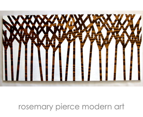 Image of Natural Wood Art | Abstract Wall Art | Wood Wall Sculpture | Custom Art | Modern Art
