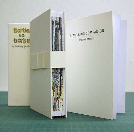 Image of Tate to Tate Handbound Edition_temporarily out of stock