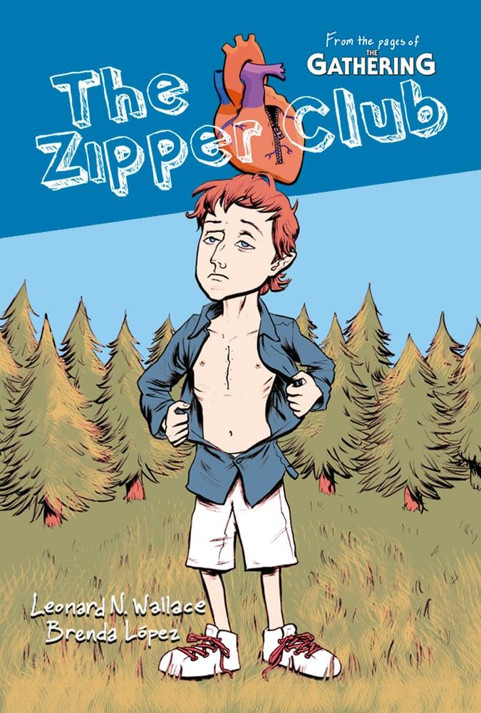 Image of The Zipper Club - Year One (DIGITAL EDITION)