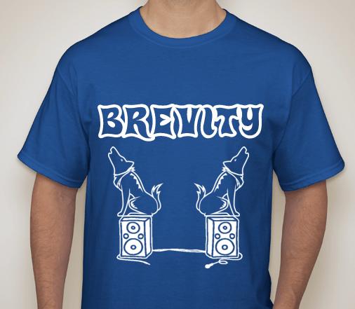 Image of Wolf Speaker T-Shirt