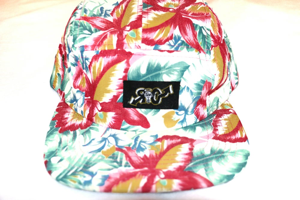 Image of Rio Floral Hat
