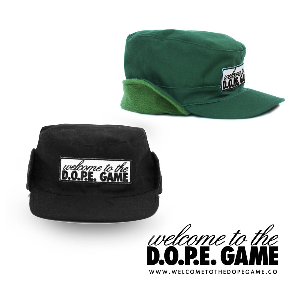 Image of Welcome to the D.O.P.E. Game Hat