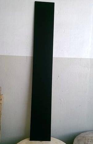 Long and Narrow Frameless Chalkboard