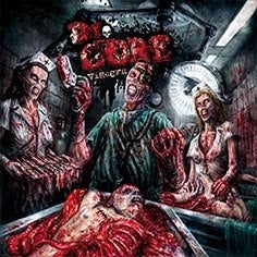 Image of DR.GORE Viscera CD / T-SHIRT MIX OUT NOW!