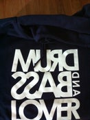 Image of Hoody jumper (dark blue