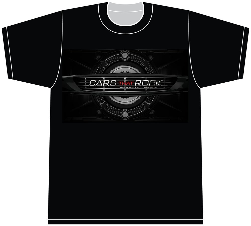 Image of Cars That Rock T-shirt