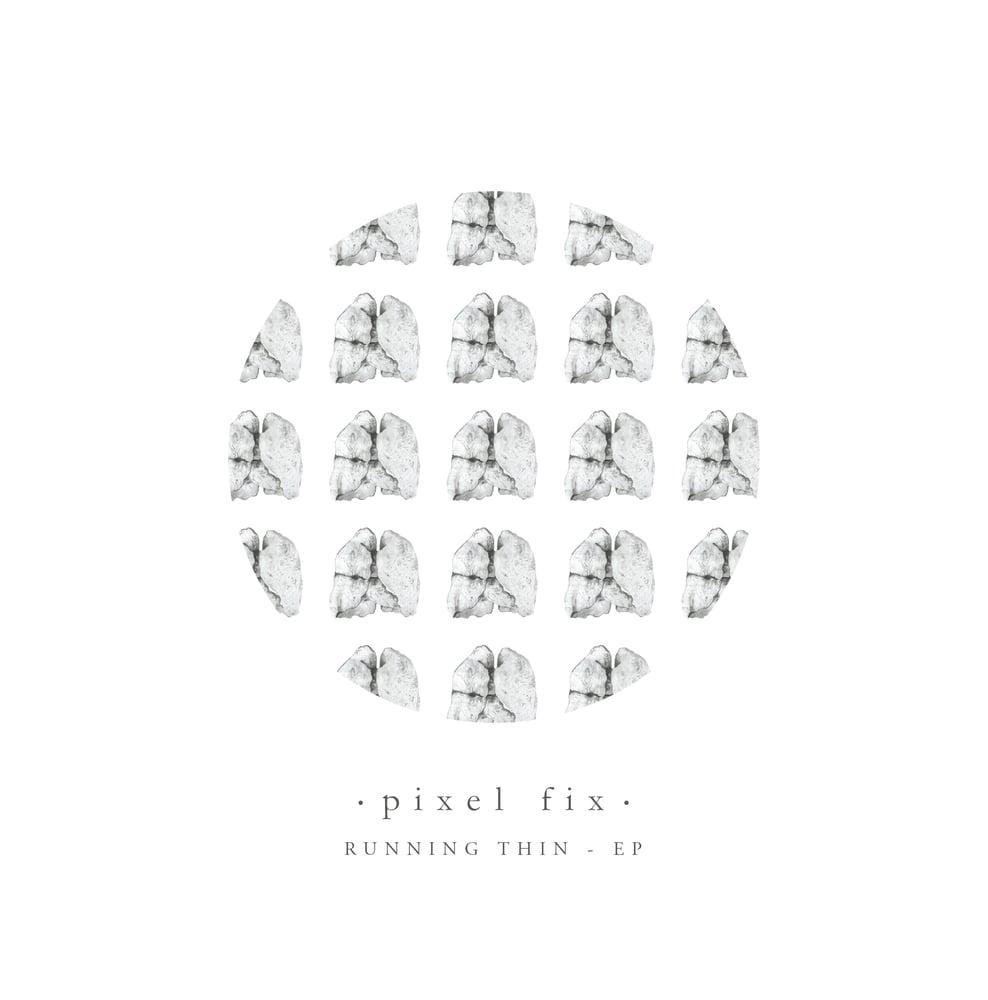 Image of Pixel Fix EP's - CD