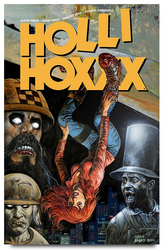 Image of Holli Hoxxx: Omnibus