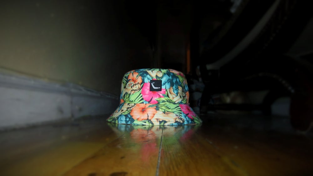 "Image of ""Paradise"" Bucket Hat"