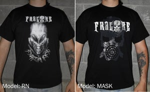 Image of T-Shirt 'Resurrection Nemesis' or T-Shirt 'MASK'