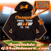 Image of Cougar Pride from Bow to Toe & Spirit Jerseys