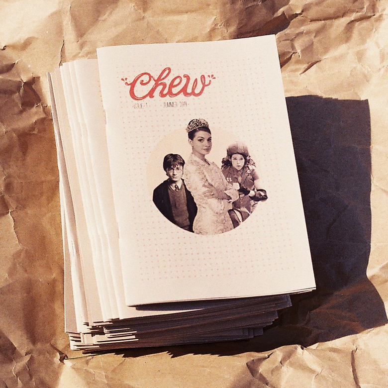 Image of Chew Issue #1