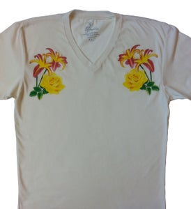 Image of Daylily Floral Tee
