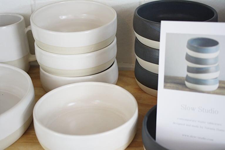 Image of Slow Studio - Ice Cream Bowl