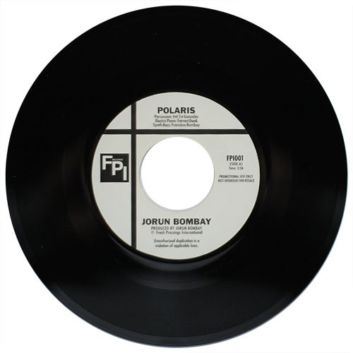 "Image of Jorun Bombay & The Rampagers 7"" (FPI001)"