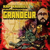 "Image of KAP KALLOUS ""GRANDEUR"" CD"