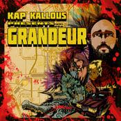 """Image of KAP KALLOUS """"GRANDEUR"""" CD"""