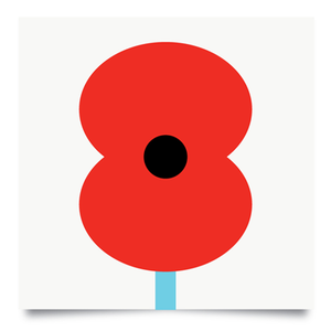 Image of Poppy print