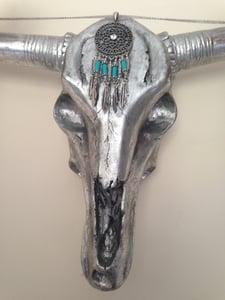 Image of Native Dreamer Dreamcatcher Necklace