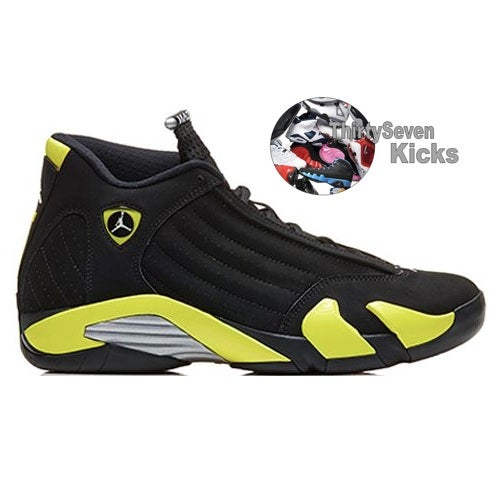 "Image of Jordan Retro 14 ""Thunder"""