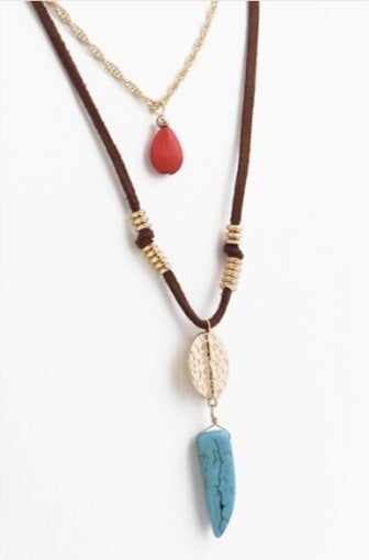 """Image of """"Iroquois"""" necklace"""