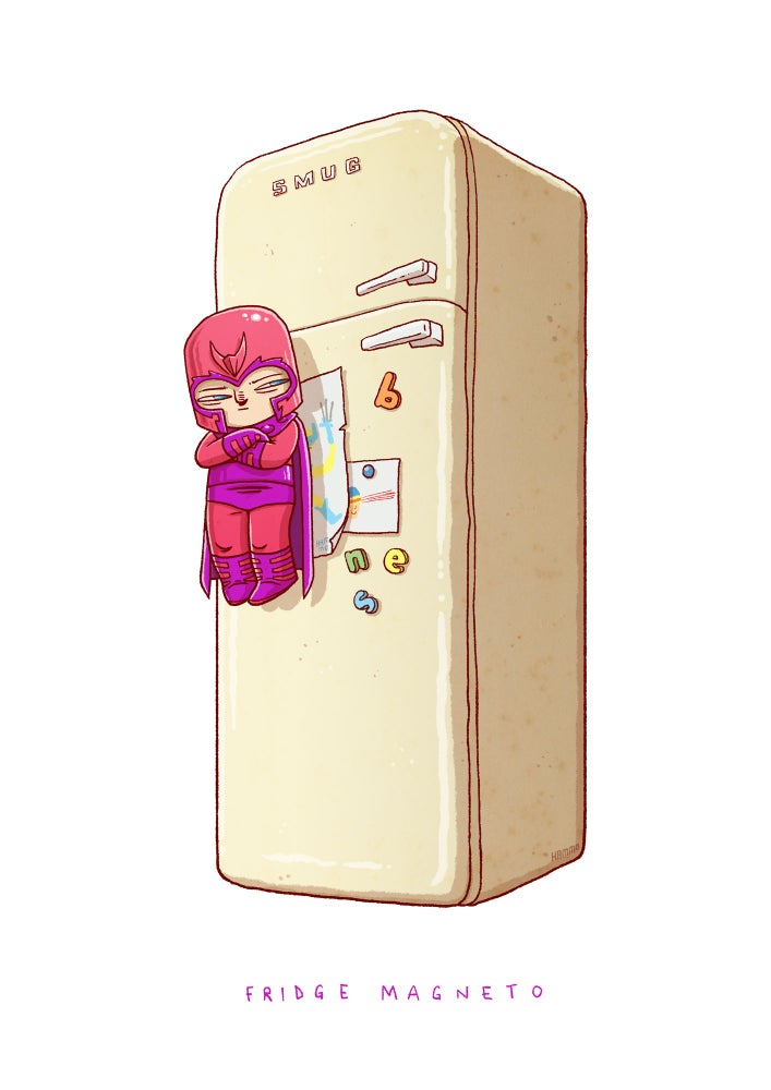 Image of Fridge Magneto