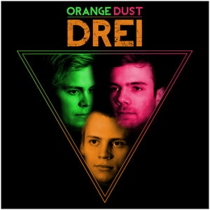 Image of EP 'DREI' (2014) Limited Edition