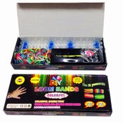 Image of Rainbow Loom Bands Complete Kit