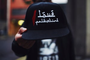 Image of '1 Love 1 Palestine' Snapback