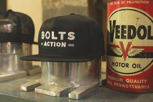 Image of BOLTS//Seasoned USA Twill Hat