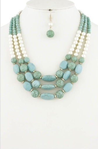 "Image of ""Turquoise"" necklace"