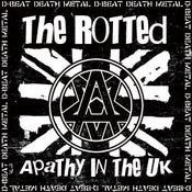 Image of The Rotted – Apathy In The Uk