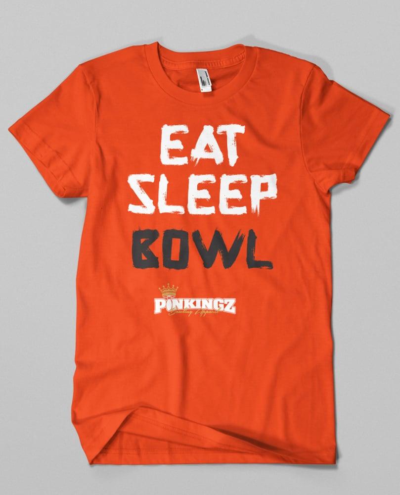 Image of Eat Sleep Bowl V 2.0 ORANGE