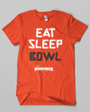 Eat Sleep Bowl V 2.0 ORANGE