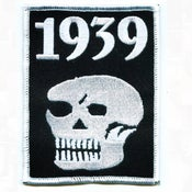 Image of 1939 SKULL PATCH