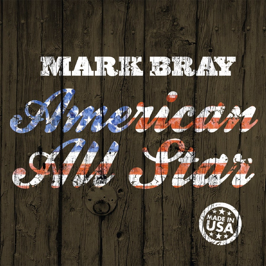 Image of American All Star by Mark Bray