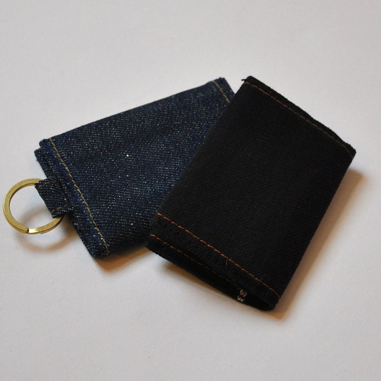 Image of Card Holder (without split ring)