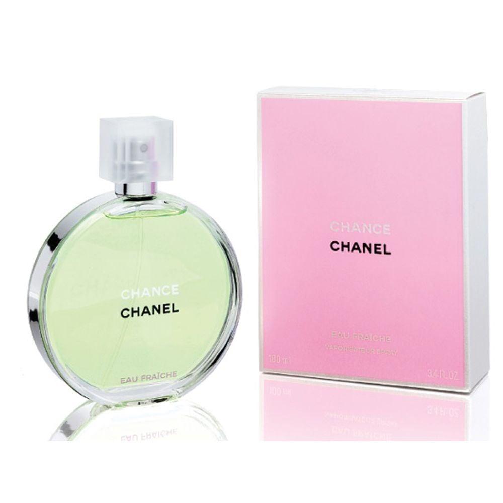 Chanel Chance Eau Fraiche 34oz Eau De Toilette For Women