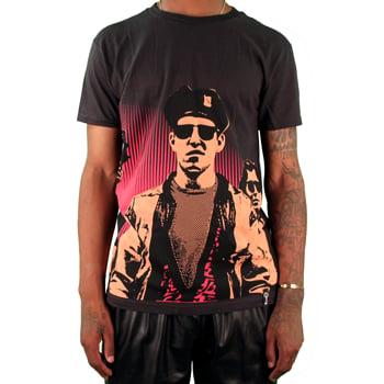 Image of Ferris T-Shirt (Black/Infrared)