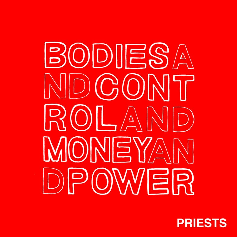 Image of Bodies and Control and Money and Power (SPR-011)
