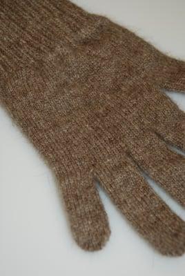 Image of Plain Sailing Gloves - Possum / Merino / Silk