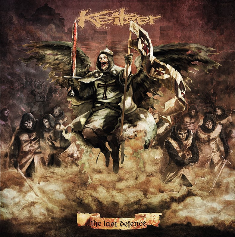 Image of The Last Defence CD / LP
