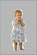 Image 2 of PIPPA DRESS ADD-ON pattern girls 3M to 10